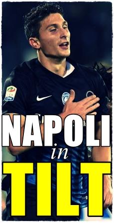 Caldara Napoli Atalanta