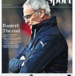 Telegraph Ranieri
