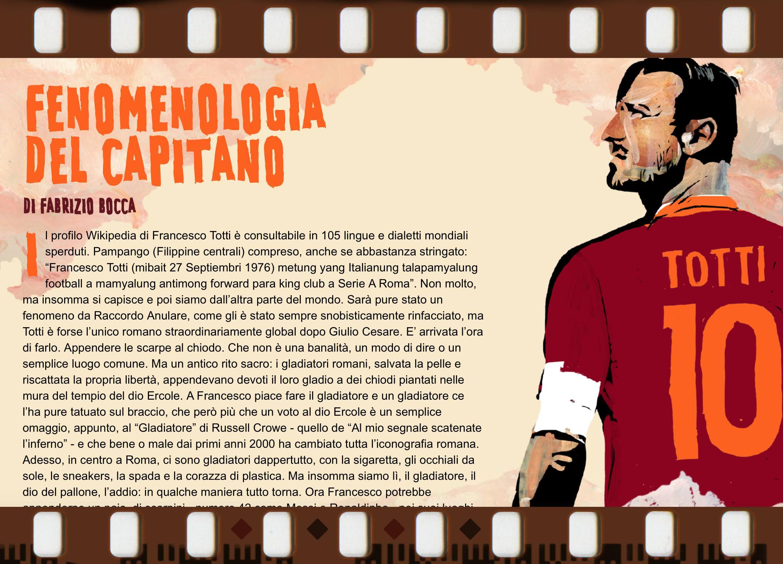Fenomenologia del Capitano