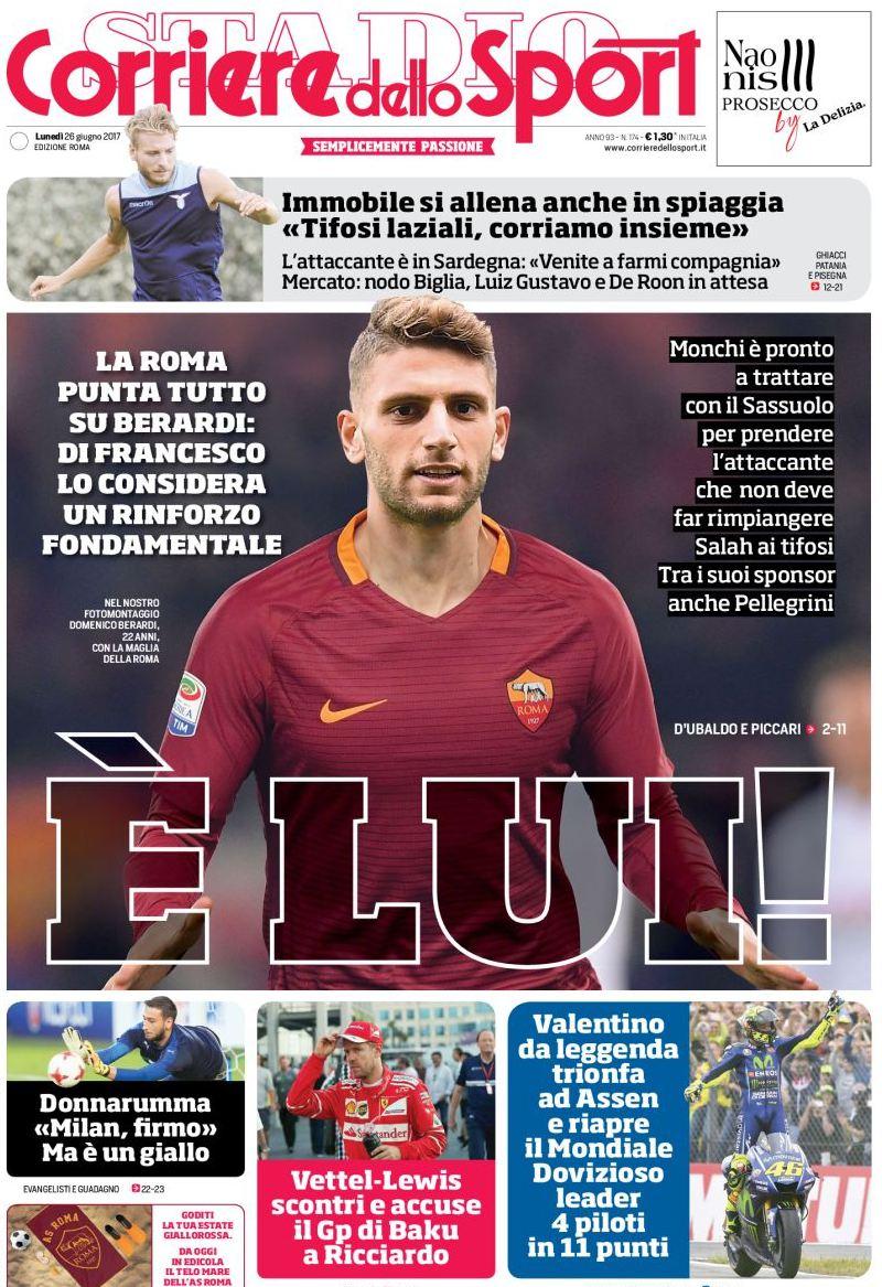 Corriere Sport Berardi