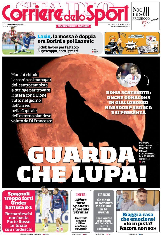Corriere Sport Lupa
