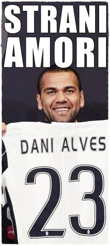 Dani Alves 23 Juventus