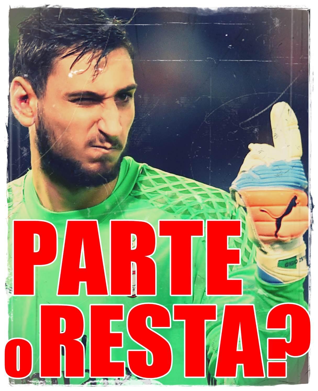 """++ Calcio: Donnarumma, con Raiola """"ieri, oggi e domani"""" ++"""