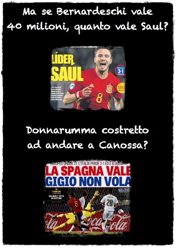 Saul Donnarumma Lavagna