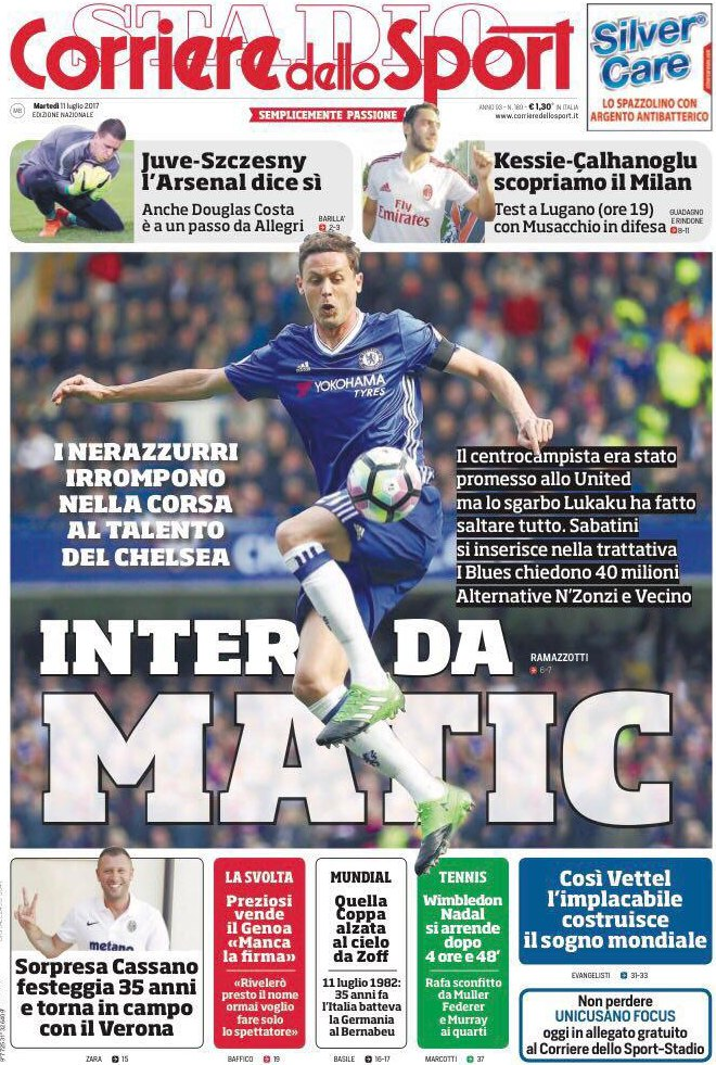 Corriere Matic