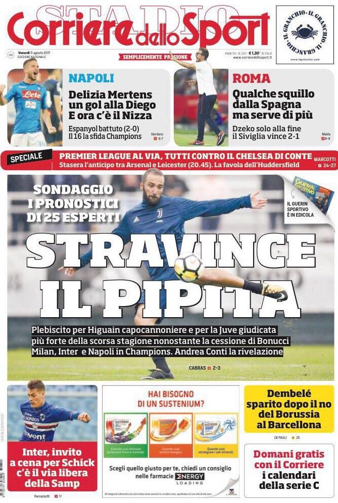 Corriere Sport Pipita