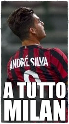 Silva A Tutto Milan