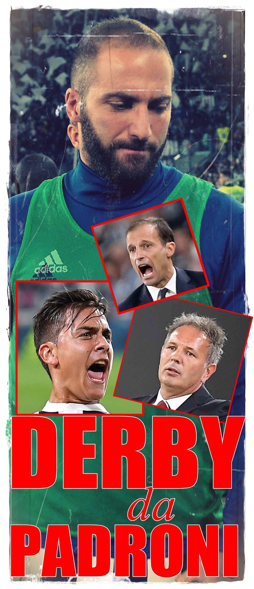 Serie A - Juventus vs Torino
