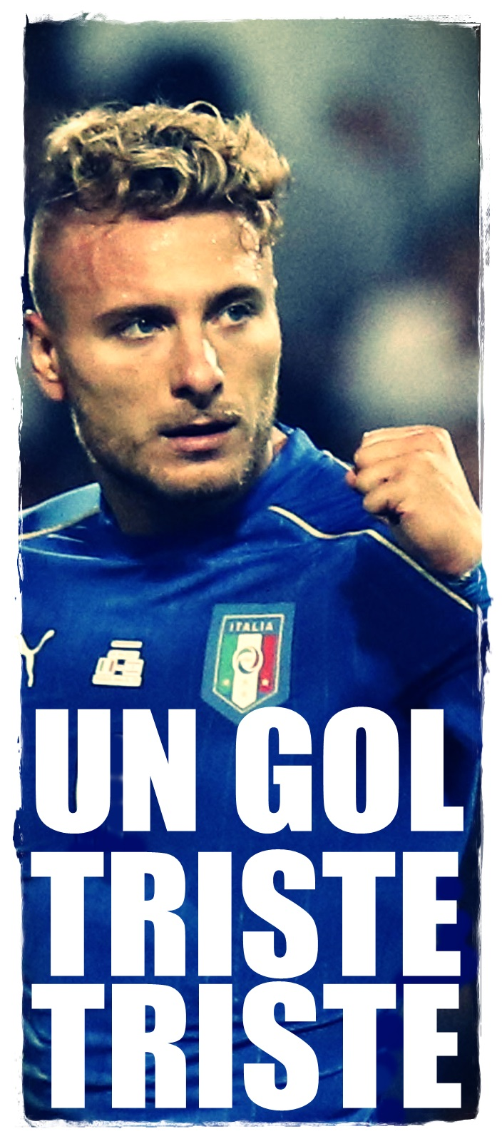 FIFA 2018 World Cup qualifying soccer match Italy vs Israel