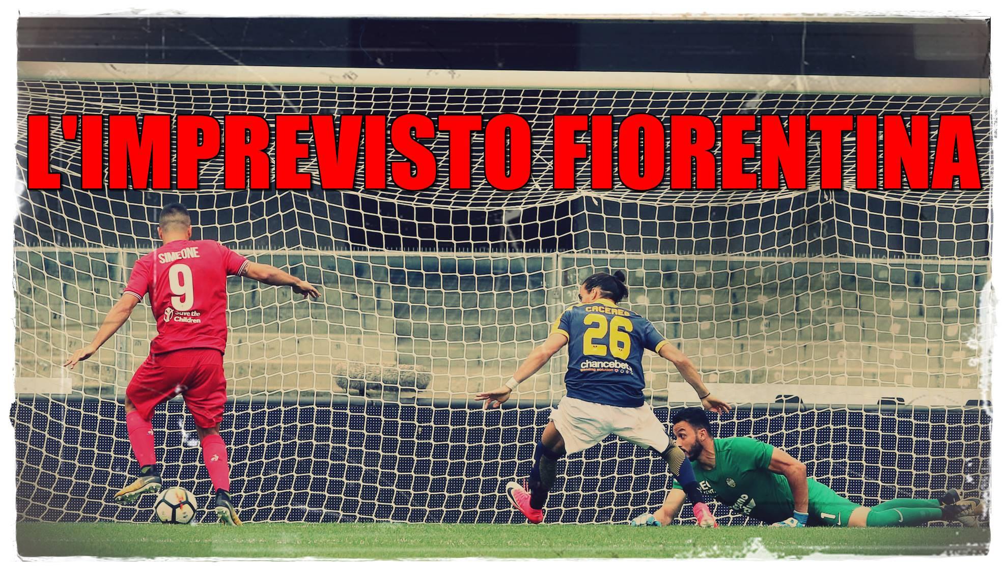Hellas Verona - Fiorentina