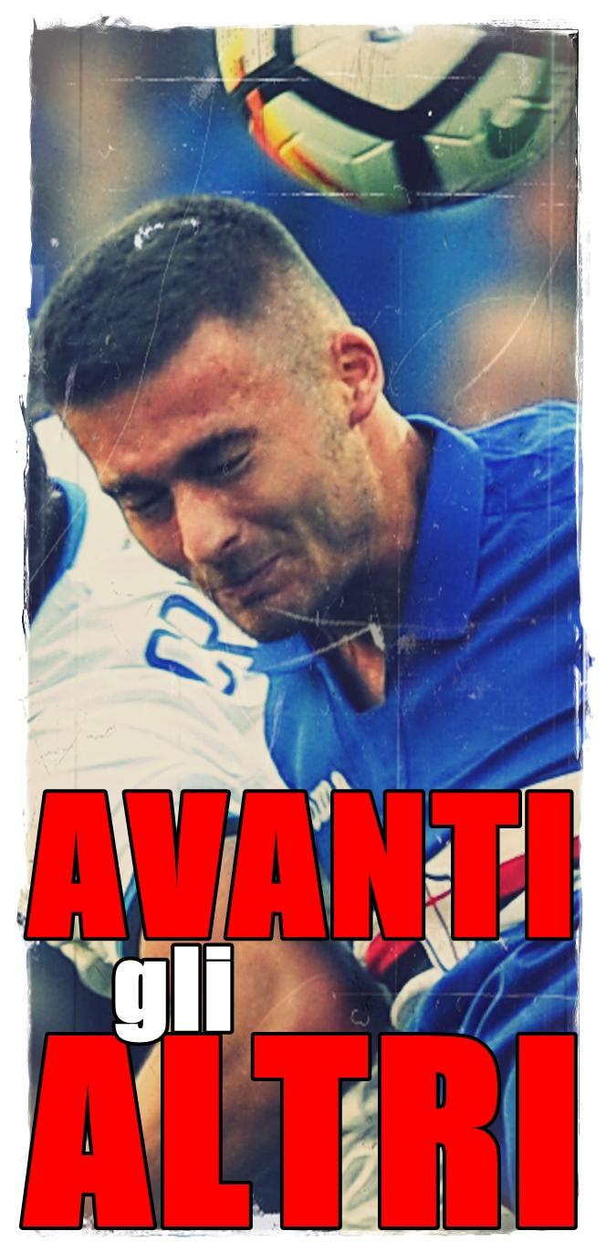 genova calcio serie a sampdoria atalanta   foto leoni