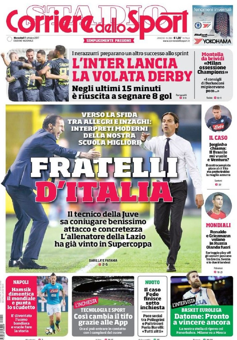 Corriere Fratelli
