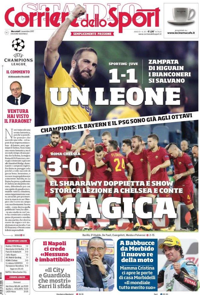 Corriere Leone