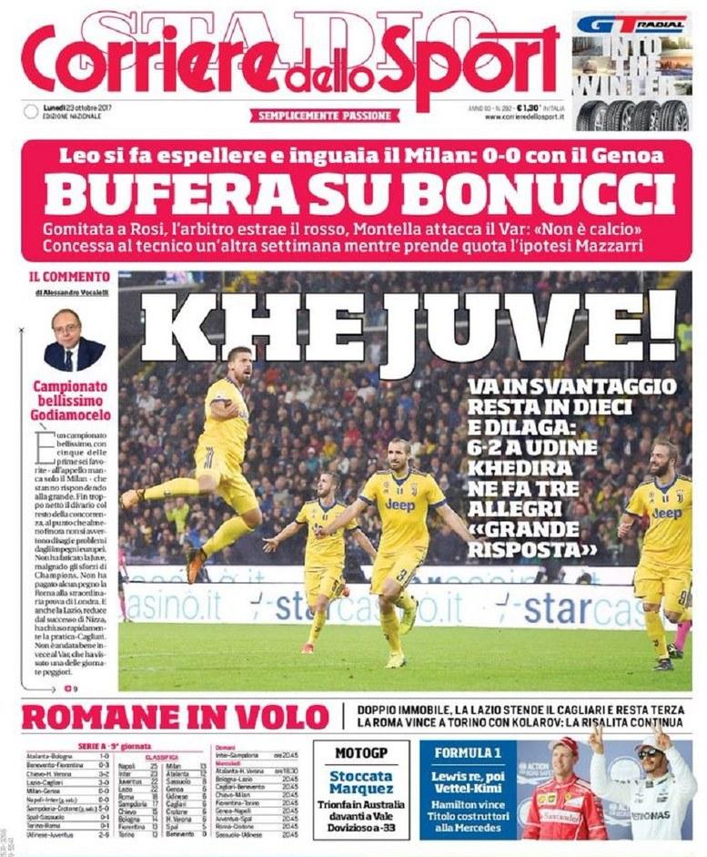 Corriere sport khejuve