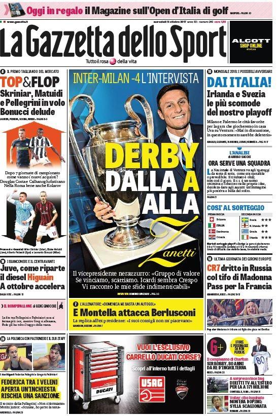 Gazzetta Derby