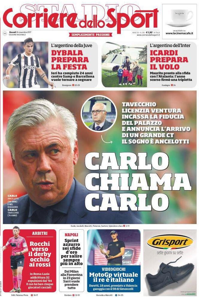 Corriere Carlo