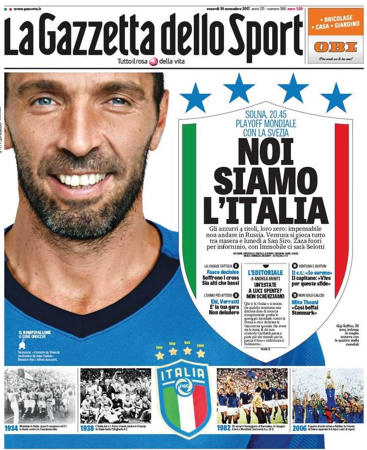 Gazzetta Noi siamo Italia