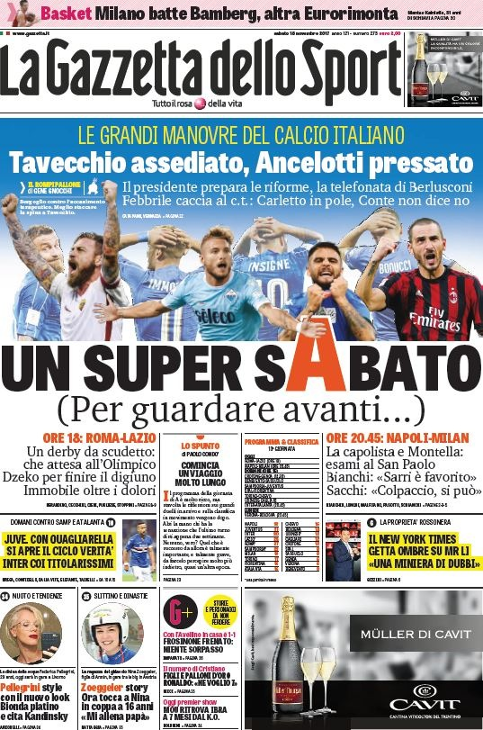 Gazzetta supersabato