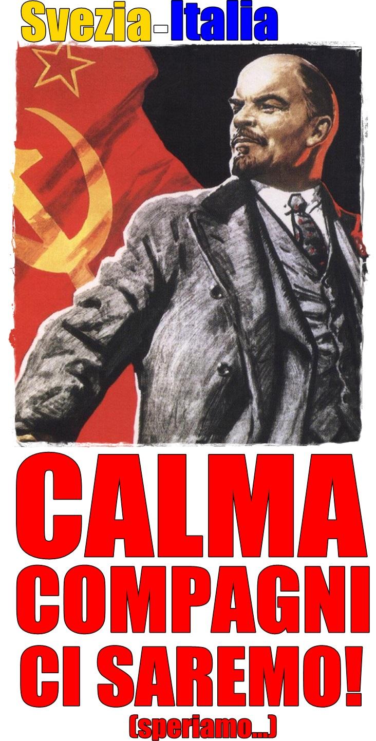 Lenin Svezia Italia 2