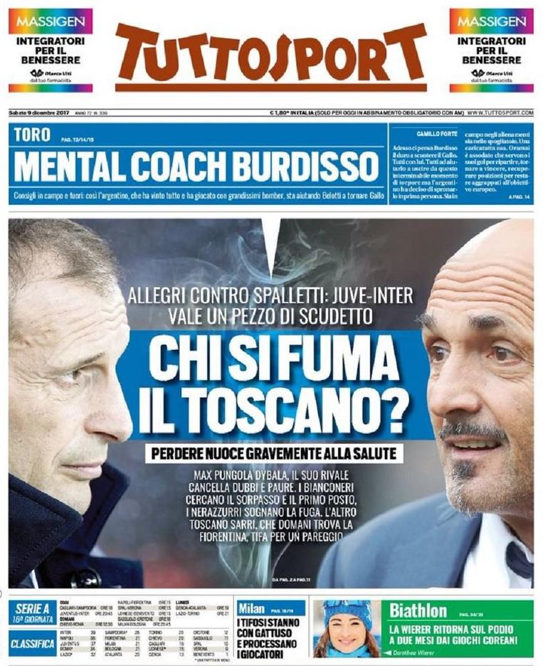 Tuttosport Toscano