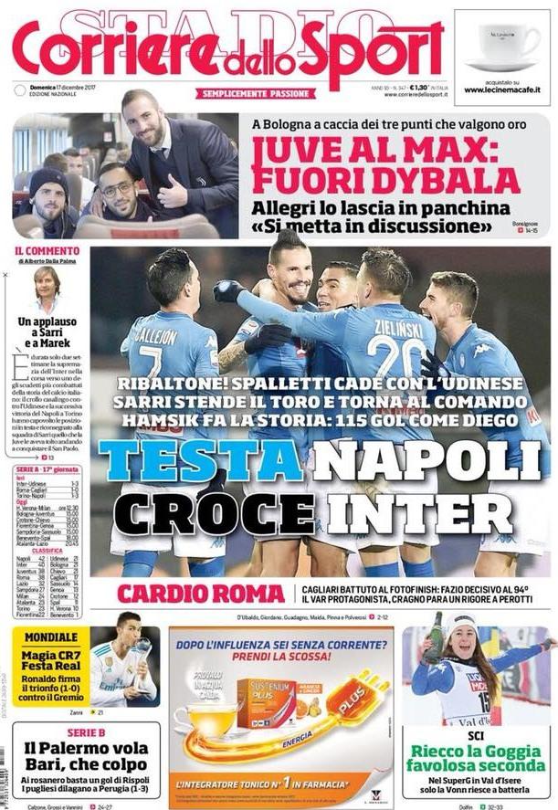 Corriere Croce Napoli