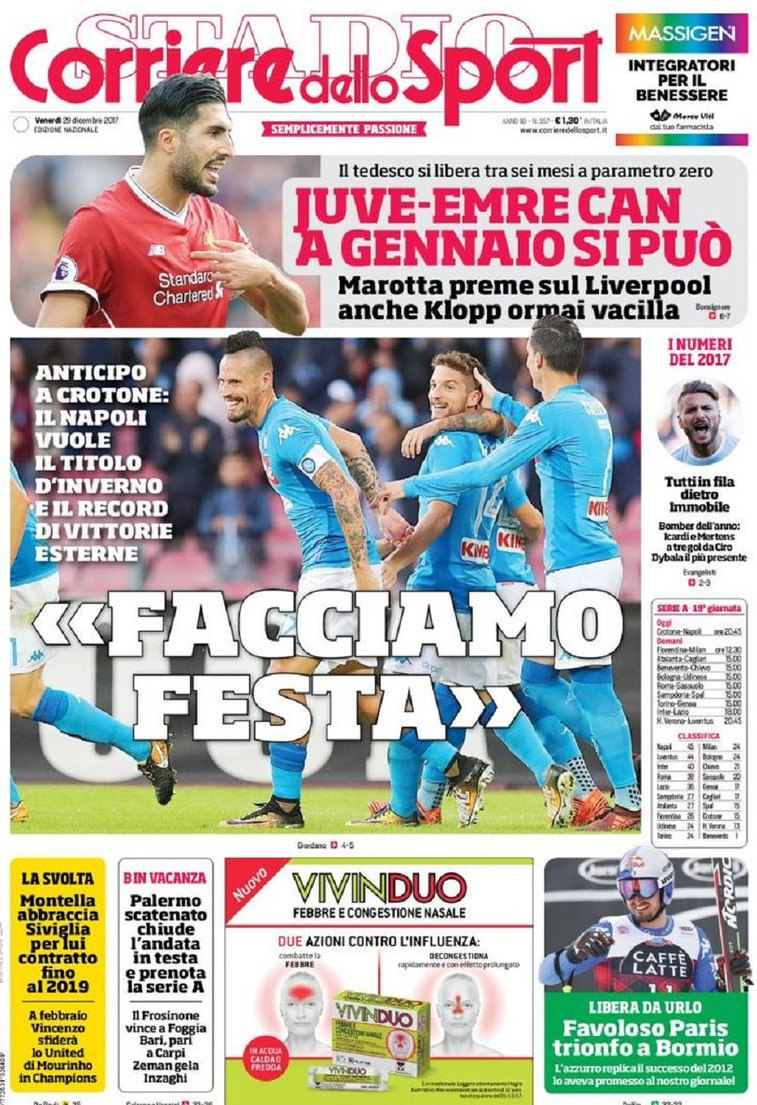 Corriere Sport Festa