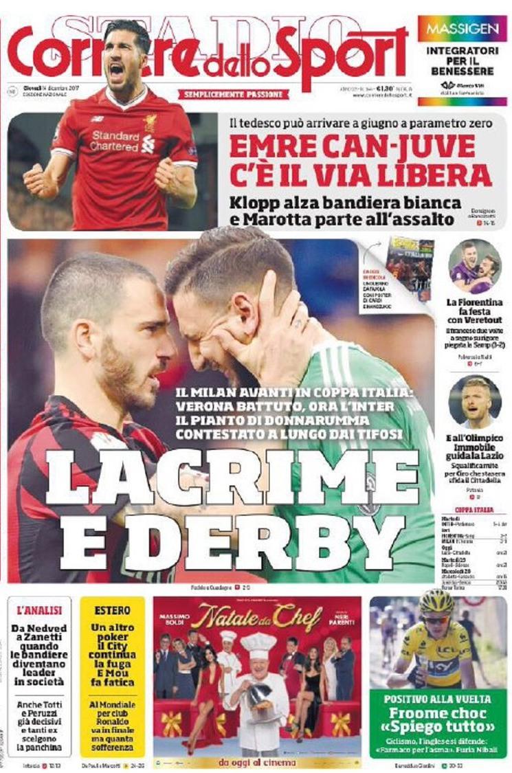 Corriere sport laCRIME