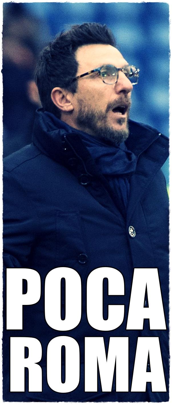 Soccer: Serie A; Roma-Sassuolo