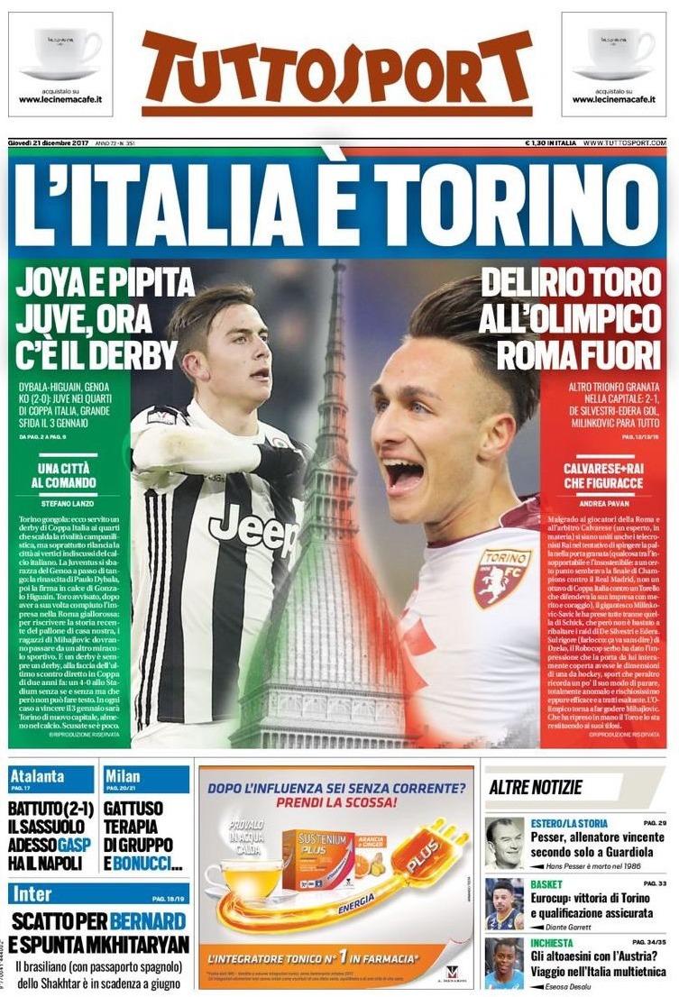 Tuttosport Italia Torino