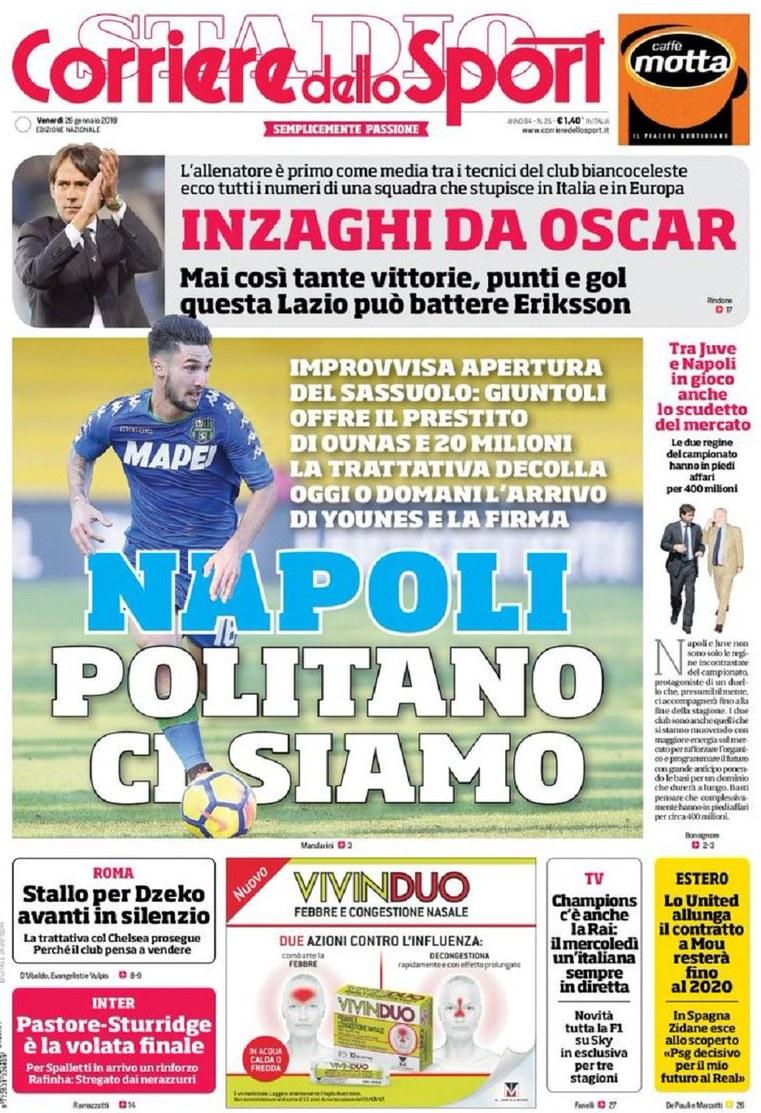 Corriere Napoli Politano