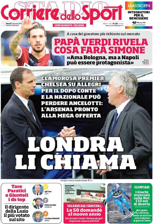 Corriere Papà Verdi