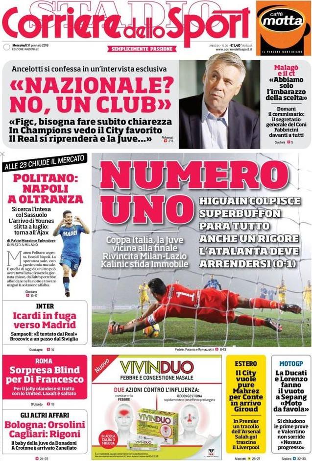 Corriere Sport Numero Uno