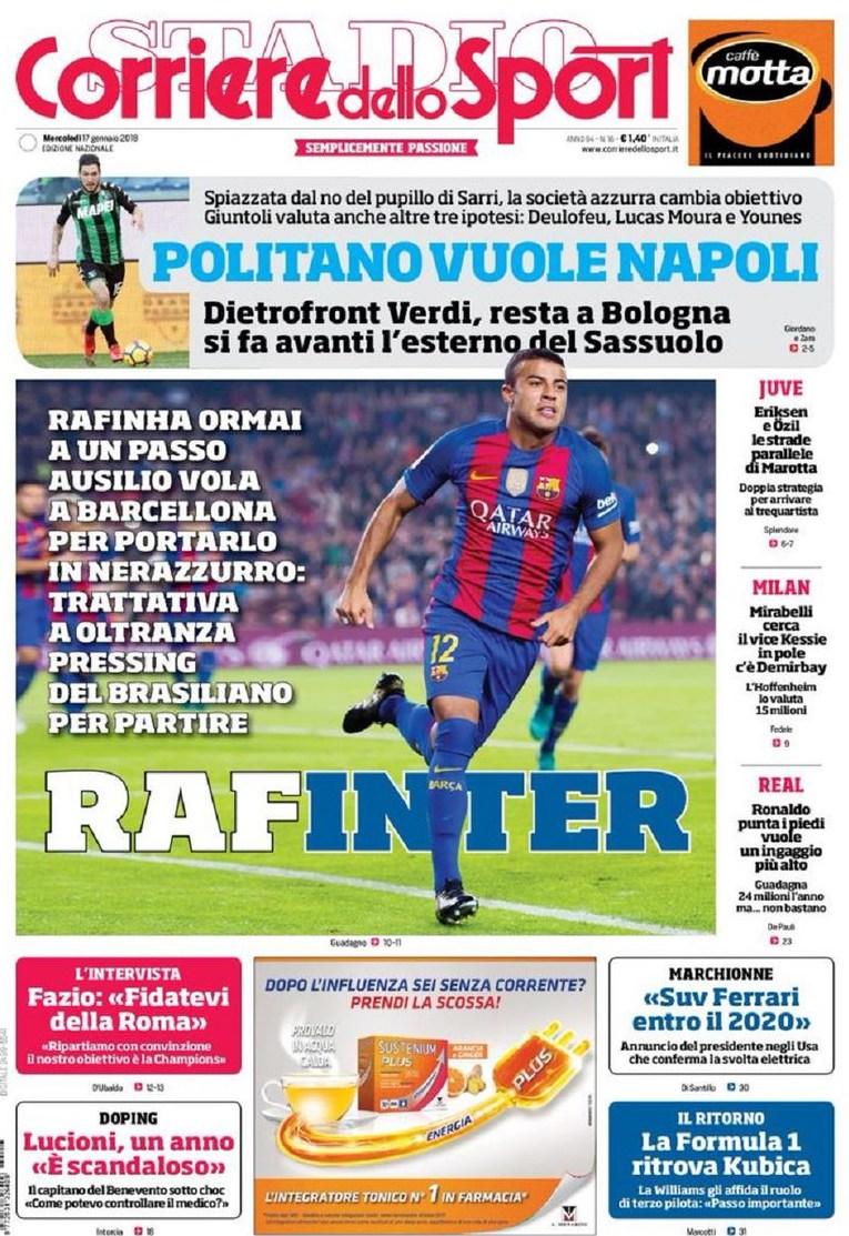Corriere Sport Rafinter