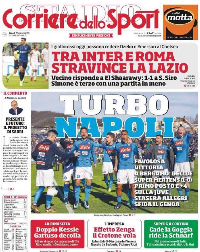 Corriere Turbo Napoli