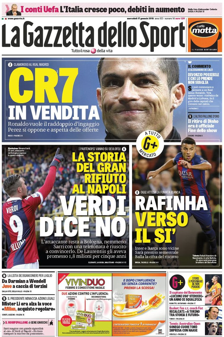 Gazzetta CR7