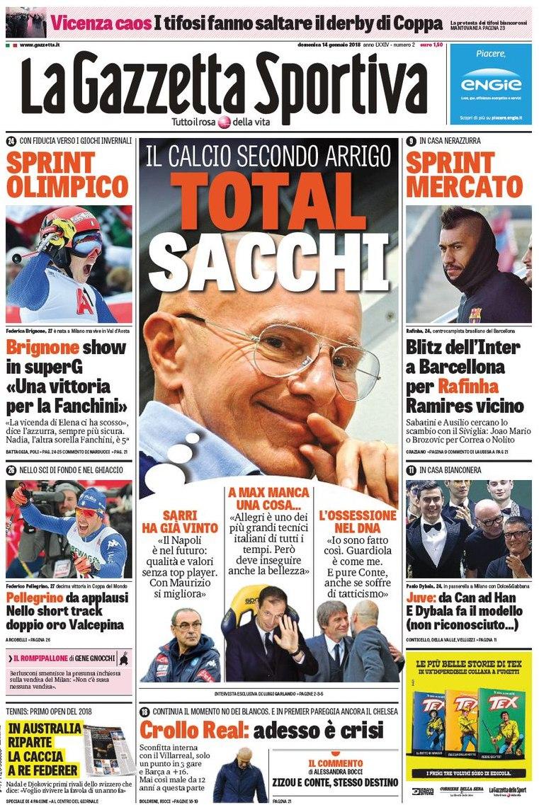 Gazzetta Sacchi