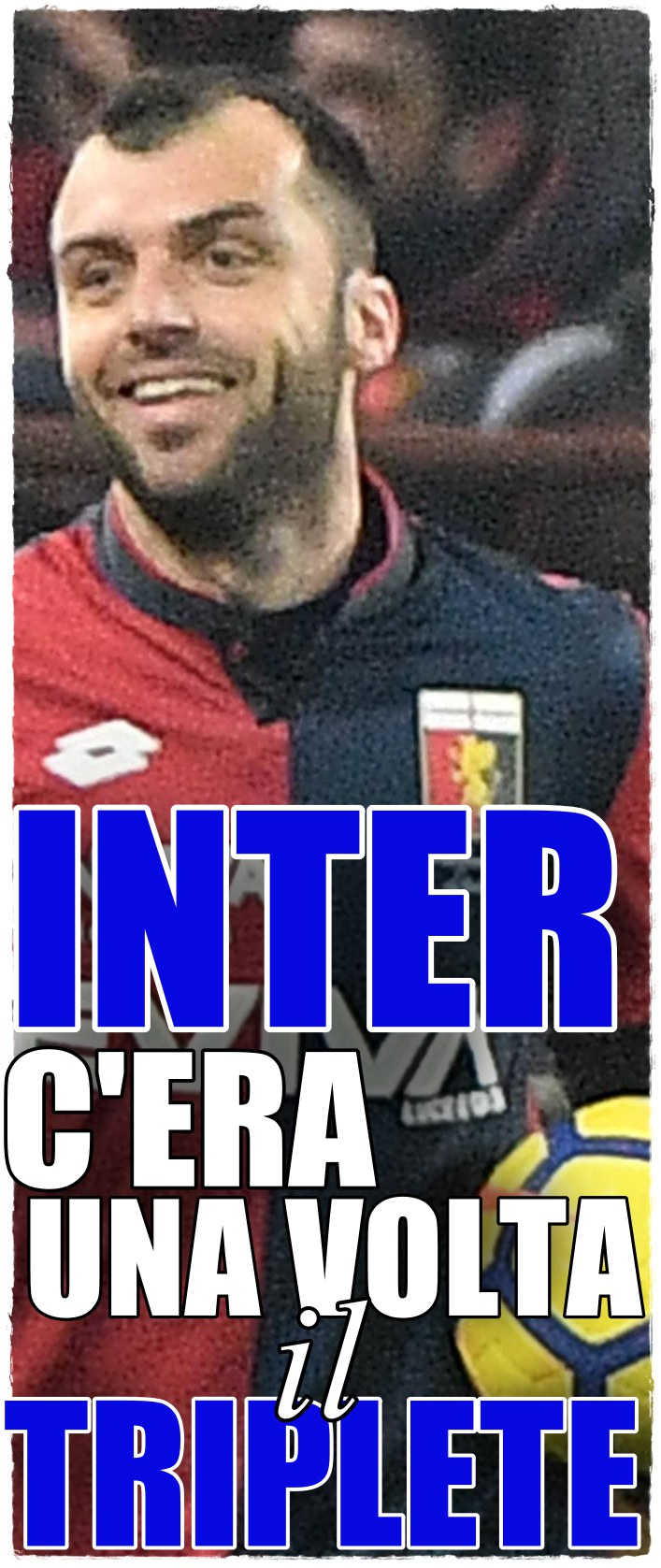 Soccer: Serie A; Genoa-Inter