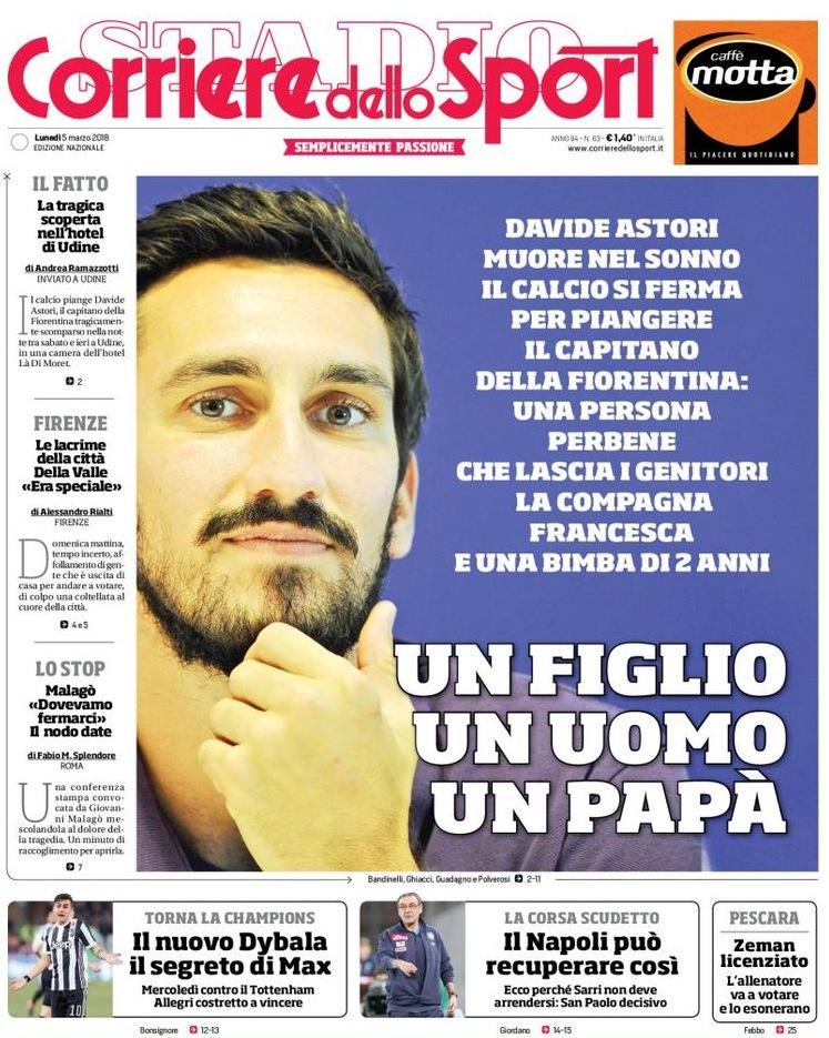 Corriere Astori