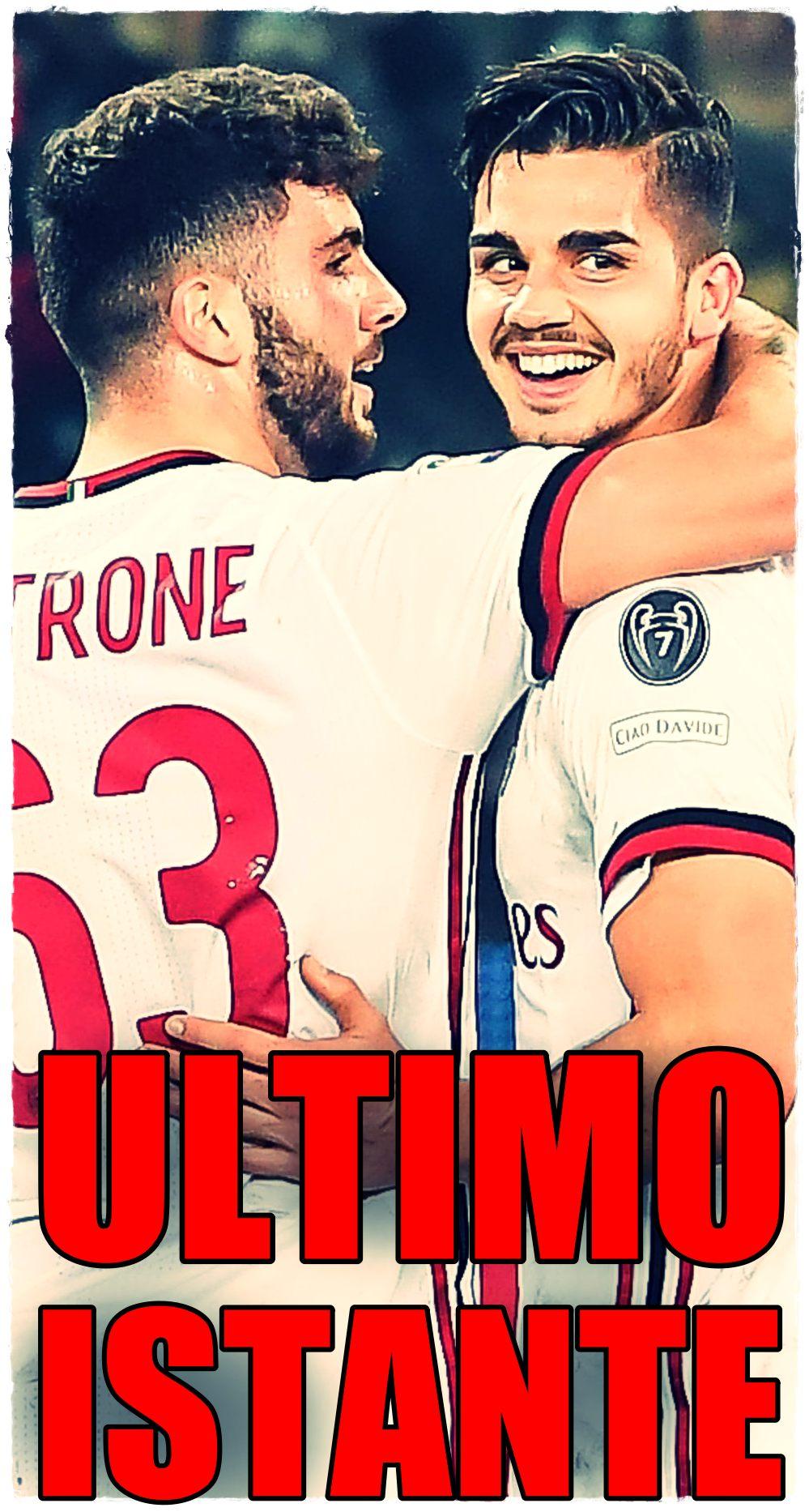 Soccer: Serie A match Genoa Cfc vs Ac Milan