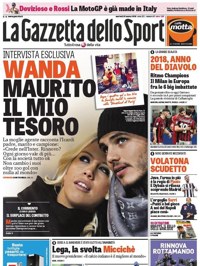Gazzetta Wanda