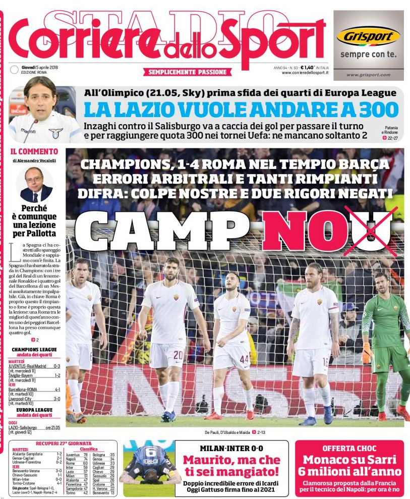 Corriere Camp No