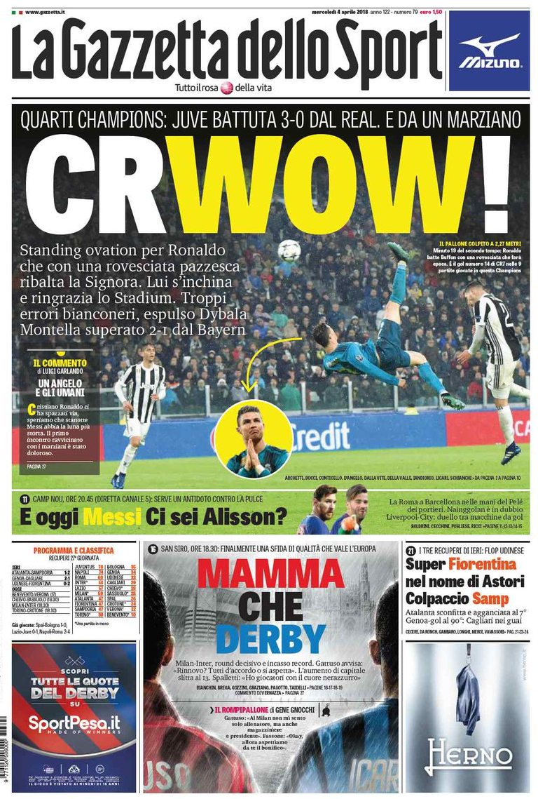 Gazzetta Crwow