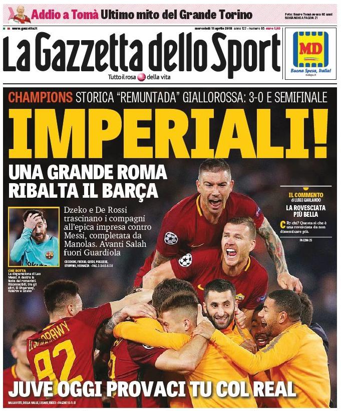 Gazzetta imperiali