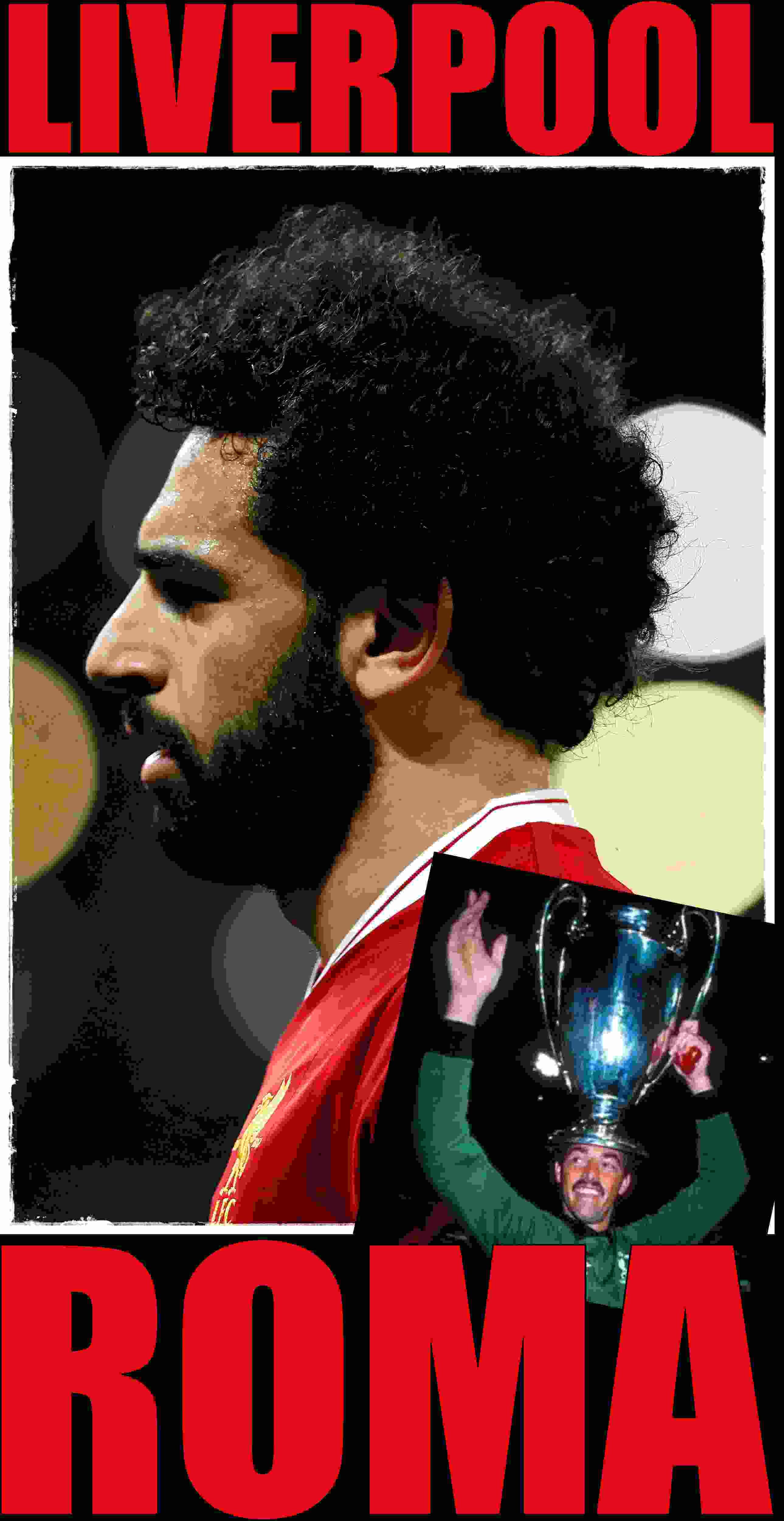 Salah Liverpool Roma 2