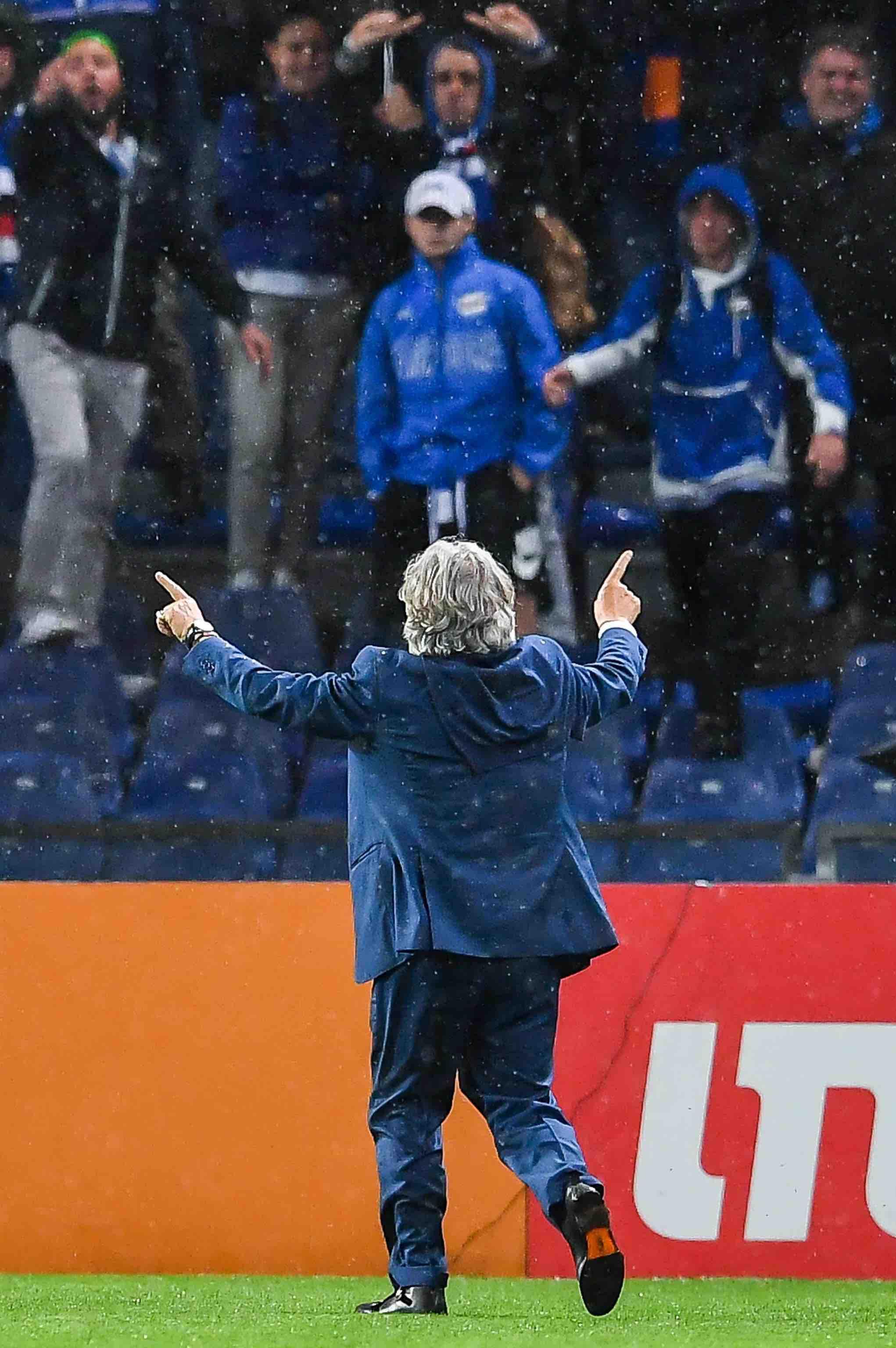 Soccer: Serie A; Sampdoria-Napoli