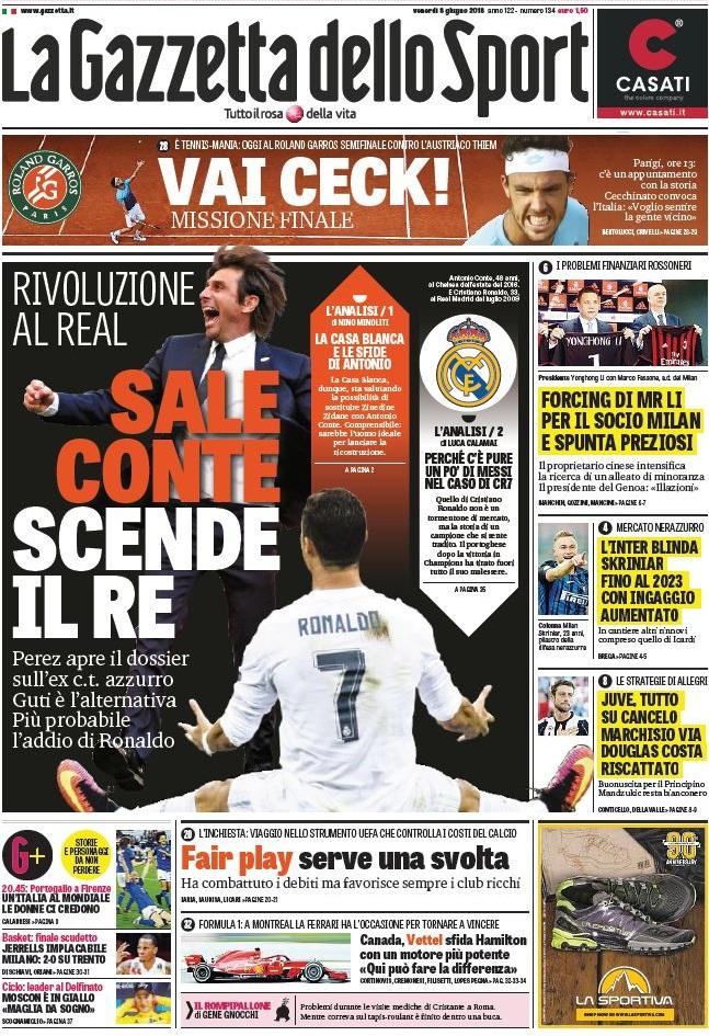 Gazzetta Conte Re