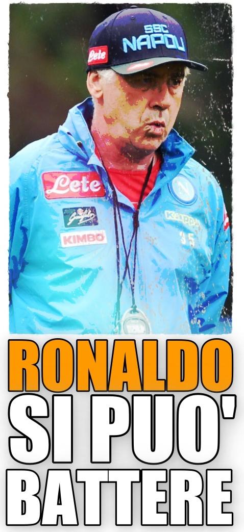 Ancelotti Napoli ritiro 1
