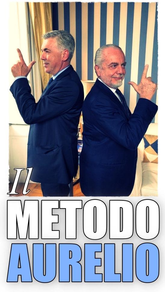 De Laurentiis Ancelotti 4