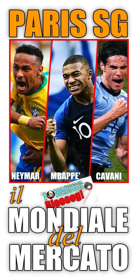 NeymarMbappeCavani 1