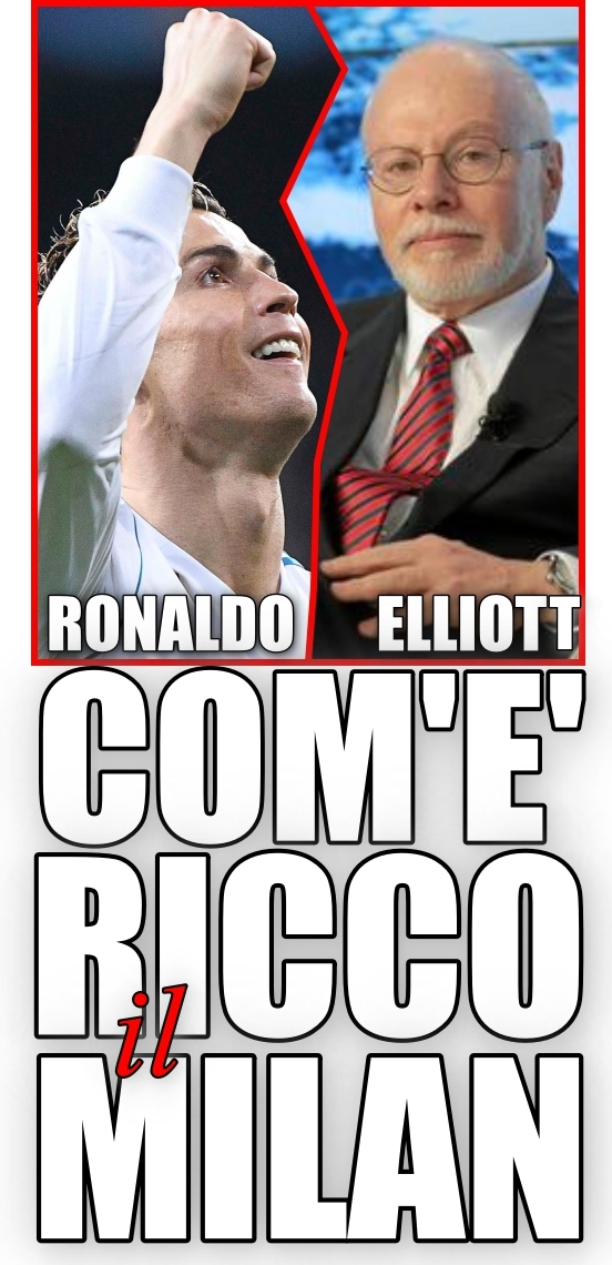 Ronaldo Elliot collage